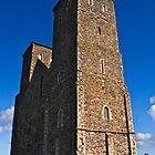 Reculver Towers 2 by Geoff Carpenter