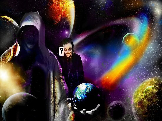 In All the Universe -- What If? by Nadya Johnson