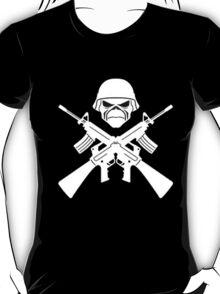 Iron Maiden - Eddie and Guns T-Shirt