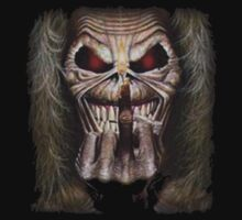 Iron Maiden - Eddie is pissed by HolyDio