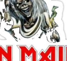 Iron Maiden - Eddie reaches out to fans Sticker