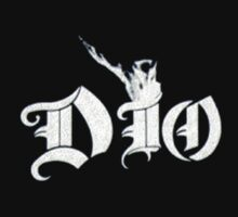 Ronnie James Dio Logo by HolyDio