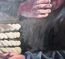 A Working Man's Hands by Douglas Manry