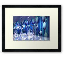 It's A Mad World! Framed Print