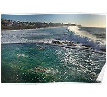 Bronte Ocean Baths II Poster