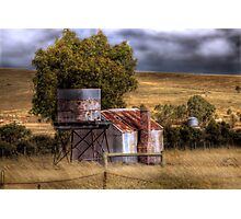 An Old Favourite - Kanmantoo, Adelaide Hills, South Australia Photographic Print