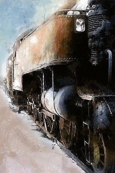 going loco by DARREL NEAVES