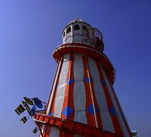 Clacton on Sea - Helter Skelter by Shannon Friel