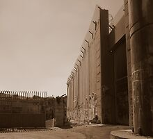 The West Bank Separation Wall, Palestine by Shannon Friel