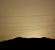 Desert Sunset Egypt by Shannon Friel