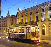 Ticket to ride - Lisbon by BlackhawkRogue