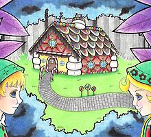 Hansel and Gretel by Winter Lopez