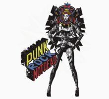 punk rock not dead by cintrao