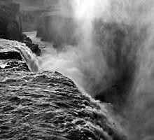 Gullfoss, Iceland  by James  Monk