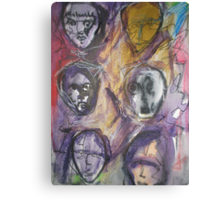 Moods of Winter Canvas Print