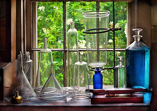 Pharmacy - Pharmaceuti-Tools by Mike  Savad