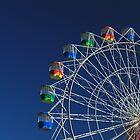 Ferris Wheel - Luna Park by kerenmc