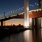 Bolte Bridge by jacquelinekvz