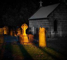 Parramatta Cemetery  by GiftsOfNature
