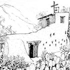 Southern Arizona ~ a Pen and Ink CALENDAR by James Lewis Hamilton