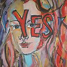 YES by Anthea  Slade