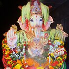 Ganesha by magiceye