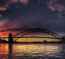 Lust - Sydney Harbour, Sydney Australia - The HDR Experience by Philip Johnson