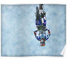 ShowTime FMX Yamaha Freestyle Poster