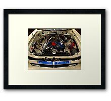 Cobra Engine 1 Framed Print