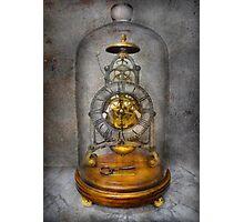 Clocksmith - The Time Capsule Photographic Print