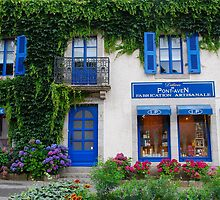 Brittany Biscuits shop in Pont-Aven by 29Breizh33