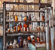 Chemist - Where science comes from by Mike  Savad