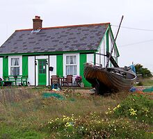 Green Cottage at Dungeness  by hootonles