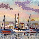 Moorings by Sally Sargent