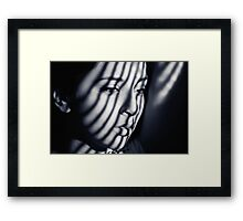 Sing the Blues Framed Print