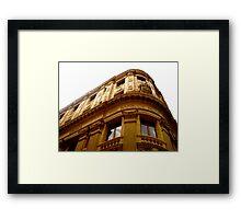 The Bank of Nova Scotia (La Habana) Framed Print