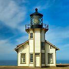 Point Cabrillo Lighthouse by Karen Peron