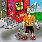 SK8 by Kev Moore