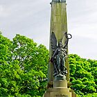 War Memorial, Buxton by Rod Johnson
