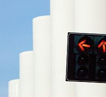 Still Life with Traffic Lights by Valerio Porta