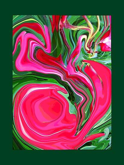 Oleander Melt by Ginny Schmidt