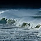 Big Surf, southern  Tasmania by Doug Thost