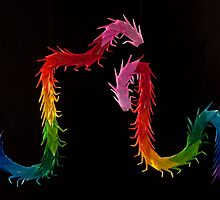 paper dragons by jude walton