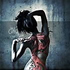 Girl with the dragon tattoo by zairo