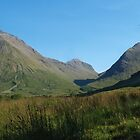 Glen Coe by WatscapePhoto