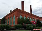The Cleveland Powerhouse by Marcia Rubin