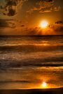 Vero Beach Sunrise by njordphoto