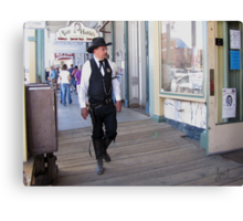 Ghosts of the Old West II Canvas Print