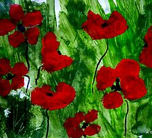 Field Poppies 1 by ange2