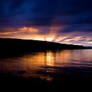 Sunset In Northern Ireland by Steve Malcomson